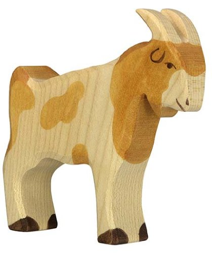 Holztiger Wooden Billy Goat - 1