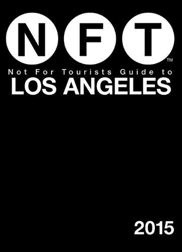Pas de Guide de touristes à Los Angeles en 2015