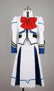 Cosplay Costume L-Large Size Magical Girl Lyrical Nanoha Takamachi Nanoha Japanese