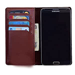 StylE ViSioN PU Leather Flip Cover For HTC Desire 616