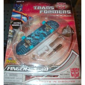 Transformers Universe Finger Board (1) Multiple colors - 1