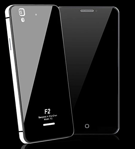 Luxury Tempered Glass Back Aluminium Side Bumper Cover Case for Micromax YU Yureka- Black Silver