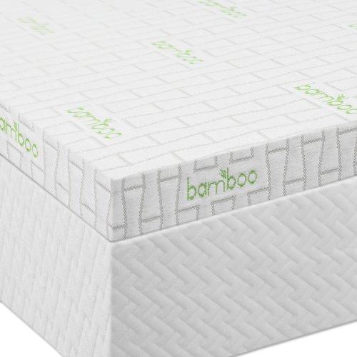 2.5 Lucid by LinenSpa Gel Infused Ventilated Memory Foam Mattress