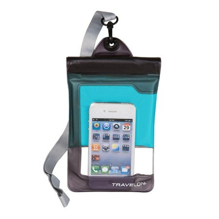 Travelon-Waterproof-Smart-PhoneDigital-Camera-Pouch