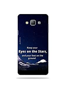 alDivo Premium Quality Printed Mobile Back Cover For Samsung Galxy A7 / Samsung Galxy A7 Back Case Cover (MKD1006)