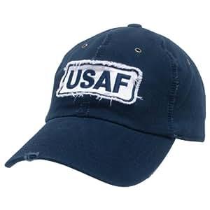 Rapid Dominance Genuine Giant Stitch Military Polo Caps Baseball Hat (Adjustable , US AIRFORCE)