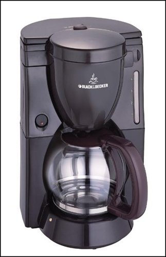Black & Decker DCM80 12 Cup Coffee Maker (220 Volt) It will not work in the USA or Canada ...