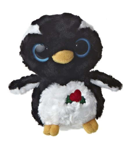 "Aurora World YooHoo Genee Penguin Plush Toy, 5"""