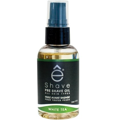 eShave White Tea Pre-Shave Oil (60 g)