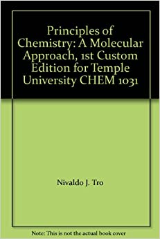 MOLECULAR PRINCIPLES A CHEMISTRY APPROACH OF