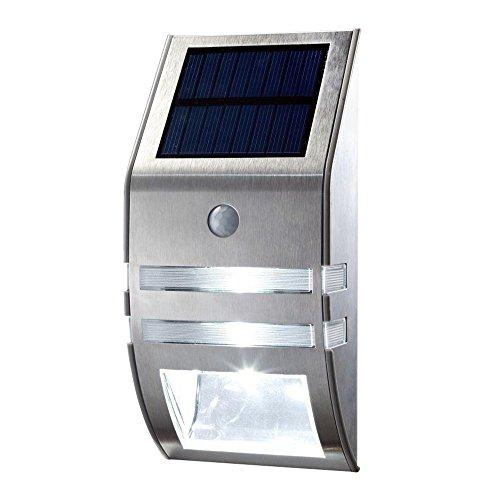 Recomendado!! Luz LED brillante con sensor de movimiento y energía solar OxyLED® TSP-02