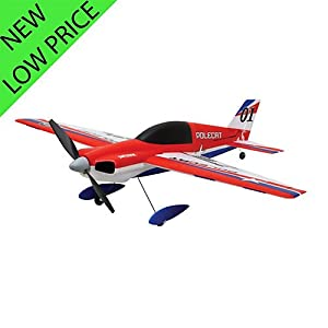 ParkZone Micro Pole Cat BNF RC Airplane - Transmitter not included