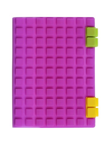 WAFF Book Mini, Purple - 1