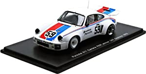 Porsche 911 Carrera RSR, No.59, Winner Daytona 24 Hours 1975 P. Gregg - H. Haywood Model Car