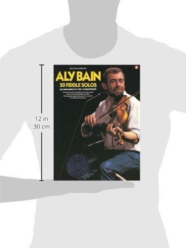 Aly Bain: 50 Fiddle Solos (Fast forward series)