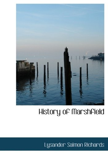 History of Marshfield