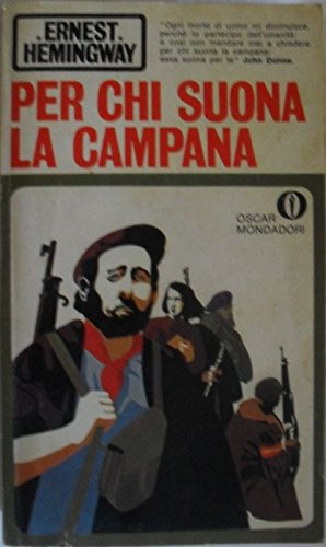"Places of ""Per chi suona la campana"" by Ernest Hemingway"
