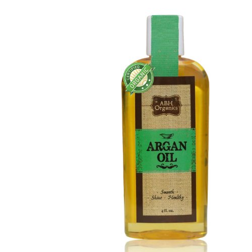 Argan Oil' Certified Organic 100% Pure Argan Oil Hair, Facial And Skin Care Treatment