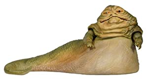 Star Wars: Jabba the Hut 12-Inch Figure by Sideshow Collectibles!