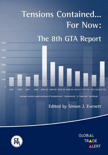 Tensions Contained... For Now: The 8th GTA Report (Global Trade Alert)