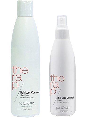 Postquam Kit Lozione 200 ml + Shampoo 250 ml al placenta pianta Anti Caduta e ricrescita di capelli