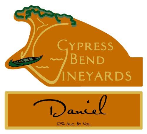 Nv Cypress Bend Vineyards Daniel North Carolina White Table Wine 750 Ml