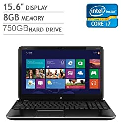 HP Envy dv6 Laptop(Latest Model), Intel 3rd generation Core i7-3630QM 2.4Ghz, 8GB RAM, 750GB HD, 15.6
