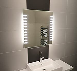 New LightMirrorsStarLEDBathroomMirrorEnlightenRangewithDemister
