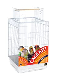 Prevue Pet Products 91360 Playtop Bird Cage Kit