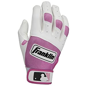 Buy Franklin MLB Youth Classic Series Batting Glove - Pink by Franklin