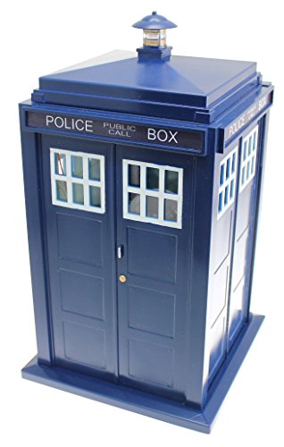 Doctor Who Dr Who Light Tardis Lampada 20 cm circa Originale 50fifty