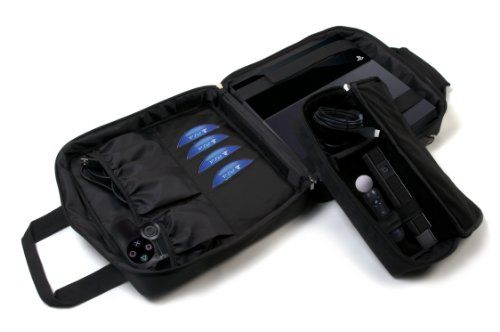 CTA Digital Multi-Function Carrying Case – PlayStation 4 and PS3 image