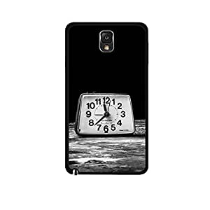 Vibhar printed case back cover for Samsung Galaxy Note 3 Neo AlarmBell