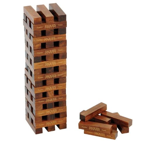 Luxury Master Tumble Tower Block-Stacking Game