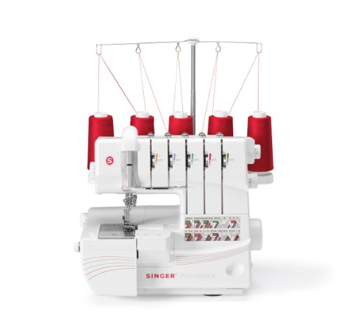 Singer Overlock Professional 5 - Máquina de coser
