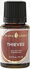 Thieves Essential Oil by Young Living…