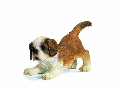 Schleich St. Bernard Puppy - 1