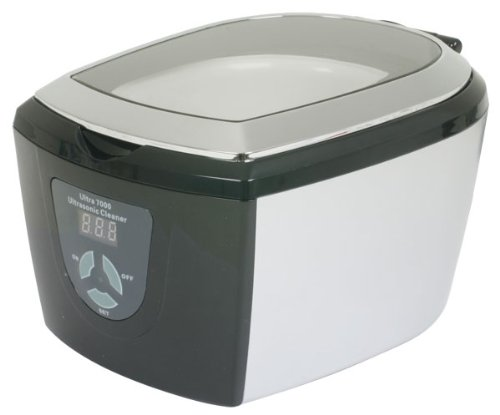 ULTRA 7000 With Seaclean ULTRASONIC ULTRA SONIC CLEANER JEWELLERY CD