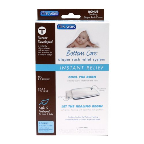 First Years Diaper Rash Relief System (2 Pack)