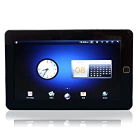 SVP TPC1013(with Micro16GB) 10-Inch Tablet with Touch screen and Android 2.2