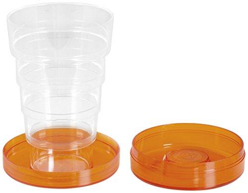 Cosmoplast Bicchiere Tascabile, Multicolore