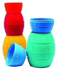 Funskool Stacking Barrels