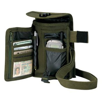 Rothco Venturer Travel Portfolio Bag