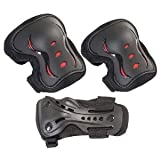 SFR Essentials Boys Triple Pad Set AC760B - Large (9 to 12 Years)by Stateside