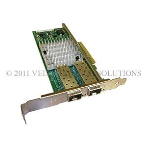Dell U810N Dual Port DA2 10GB SFP+ Network Interface Card NIC