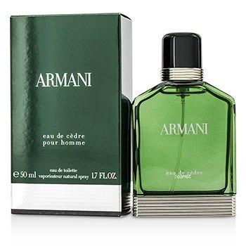 Giorgio Armani - Giorgio Armani - Eau de Cedre - Eau de Toilette 50 ml VAPO