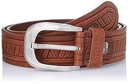 Dandy AW 14 Tan Leather Men's Belt (MBLB-304-S)
