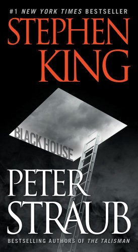 Black House by Stephen King, Peter Strau