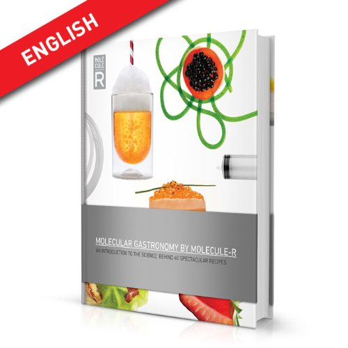 molecule r libro di cucina gastronomia molecolare con. Black Bedroom Furniture Sets. Home Design Ideas