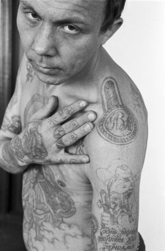 Russian Criminal Tattoo Encyclopedia Volume III: 3 by: Danzig Baldaev by:
